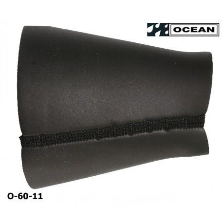 Ocean Neopren Ärmelmanschetten schwarz