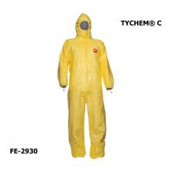 Chemie-Schutzanzug DuPont™ TYCHEM® C Overall PSA Kategorie 3 Typ 3-B/4-B/5-B/6-B