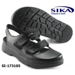 SIKA Berufssandale OPTIMAX 173105 OB Medizin / Pflege / Küche weiß oder schwarz