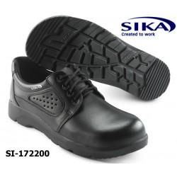 SIKA Sicherheitsschuh S1, weiß oder schwarz OPTIMAX, Schlupfschuh, Küche / Metzgerei / Medizin / Pflege