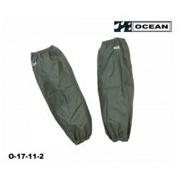Ärmelschoner Ocean EN 343 PVC auf Polyester-Trägergewebe olivgrün