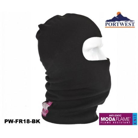 Sturmhaube - Kopfmaske flammhemmend antistatisch - Modaflame™ Knit PORTWEST®