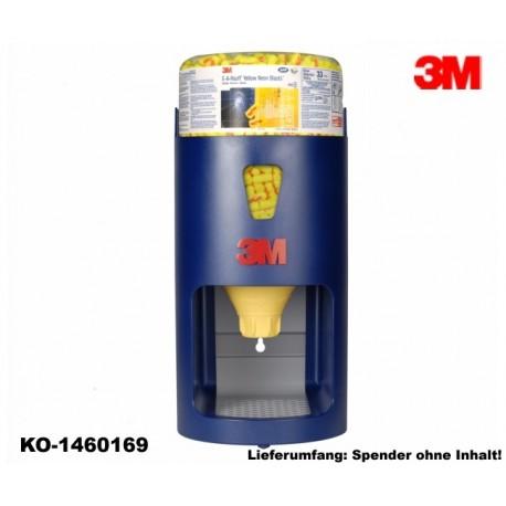 One-Touch-Spender, Dispenser, für Gehörschutz Einwegstöpsel 3M, Wandbefestigung möglich