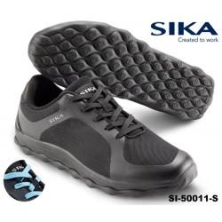 Sneaker SIKA BUBBLE MOVE Modell schwarz für Beruf und Freizeit