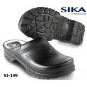 SIKA Clog 149 COMFORT OB offener Berufs-Clog in weiß oder schwarz