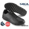 Sneaker SIKA BUBBLE STEP O2 Modell schwarz für Beruf und Freizeit