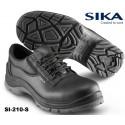 S2 Sicherheitsschuhe - Sika Limber 210 Beat Low schwarz Halbschuhe - Breite Passform - Metallfrei