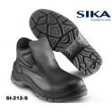 S2 Sicherheitsschuhe- Sika Limber 212 Easy Mid schwarz Hochschuhe - Breite Passform - Metallfrei