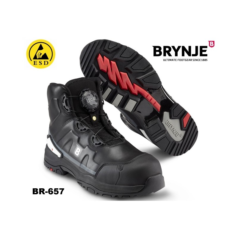 Sicherheitsschuh Brynje 640 ATHLETIC