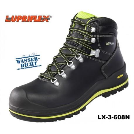 S3 Sicherheits-Schnürstiefel LUPRIFLEX® Aqua Profi LX-3-608N Mittelhoch mit PU-Spitzenschutz