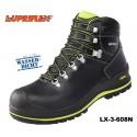 S3 Sicherheits-Schnürschuh LUPRIFLEX® Aqua Profi LX-3-608N Mittelhoch mit PU-Spitzenschutz