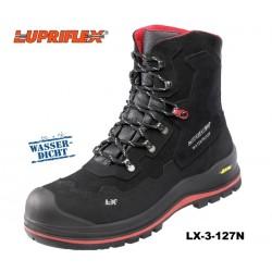 S3 Sicherheits-Schnürstiefel wasserdicht LUPRIFLEX® LX-3-127N Anti-Knick Industrie
