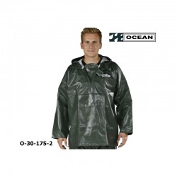 Ölhemd olivgrün, Jagdbluse OCEAN Offshore, 30-175- Jagd & Fischerei Regenbekleidung