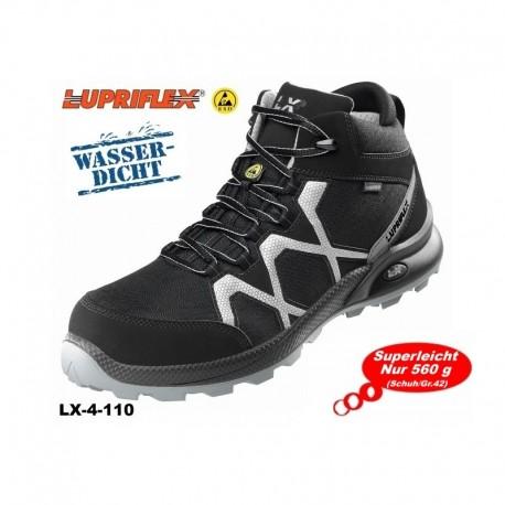 S3 Sicherheitsschuh mittelhoch wasserdicht LUPRIFLEX® LX 4-110 Speed Aqua Mid ESD superleicht