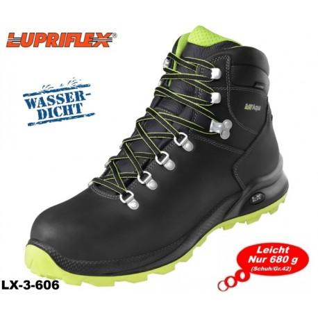 S3 Sicherheitsschuh wasserdicht LUPRIFLEX® LX 3-606 Leicht