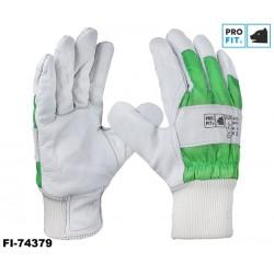 Winter Lederhandschuh - Frost-Rindvollleder Premium-Qualität
