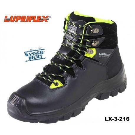 Forstschutz S3 Sicherheitsschuh LUPRIFLEX® LX 3-216 Hunter Low 2-in 1
