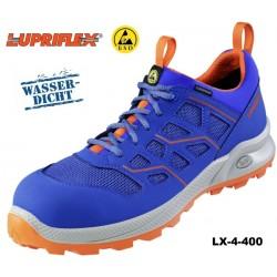 S3 Sicherheitshalbschuh wasserdicht LUPRIFLEX® LX 4-400 Blue Star ESD