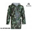 Ölhemd camouflage-grün ELKA Jagd-Schlupfjacke PVC LIGHT