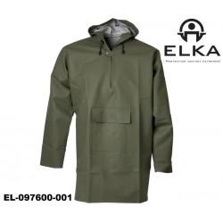 Ölhemd olivgrün ELKA Jagd-Schlupfjacke PVC LIGHT