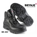 S3 Sicherheits-Schnürstiefel 100 % Metallfrei, SRC Brynje 202 Force Boot