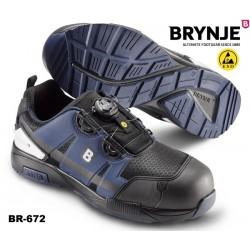 S3 Sicherheitsschuh Brynje 672 AIR mit BOA® Fit System Verschluss! ESD zugelassen!