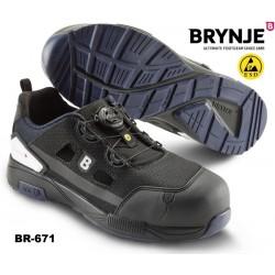 S1P Sicherheits-Sandale Brynje 671 CYCLONE ESD