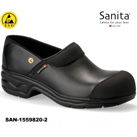 Sicherheitsclog geschlossen S2 Sanita SAN PRO LIGHT ESD