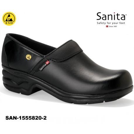 Sanita Clog geschlossen O2 SAN PRO LIGHT ESD