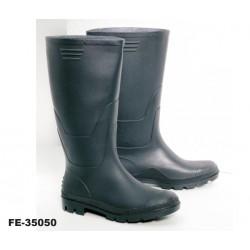 PVC Gummistiefel Standard schwarz, preiswerter Gummistiefel für Landwirtschaft und Fischerei