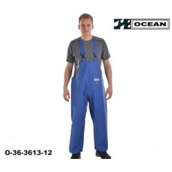 Comfort Cleaning Premium Latzhose Ocean Chemieresistent EN14605
