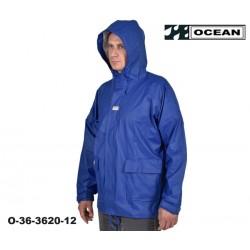 Comfort Cleaning Premium Jacke Ocean Chemieresistent EN14605