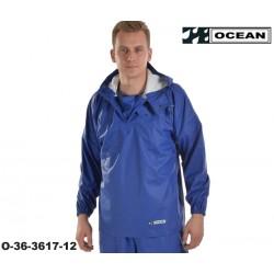 Comfort Cleaning Premium Schlupf-Jacke Ocean Chemieresistent EN14605