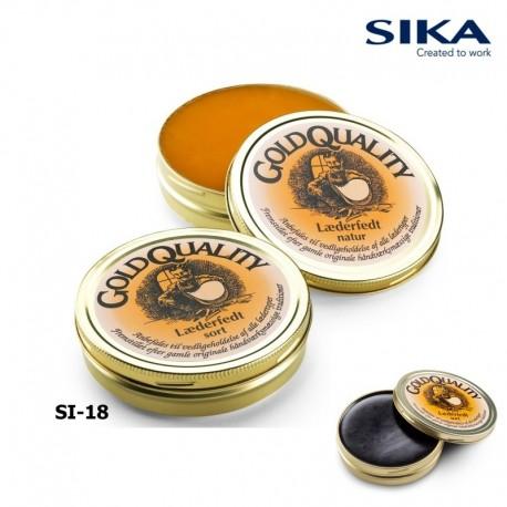 Lederfett Gold Quality Lederpflege schwarz oder neutral