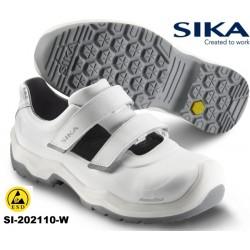 Sicherheitssandale S1 Sika HIGHLINE 202110 LEAD ESD weiß oder schwarz