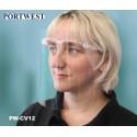 Face-Shield Glasses 250 Micron APET Gesichtsschutzbrille
