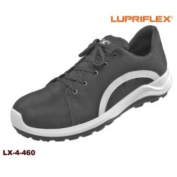 S1P Sicherheitshalbschuh LUPRIFLEX® LX 4-460 PETer lässiger Look aus recycelten PET