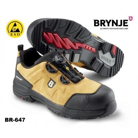 S3 Sicherheitsschuh Brynje LION 647 mit BOA® Fit System Verschluss! ESD zugelassen!