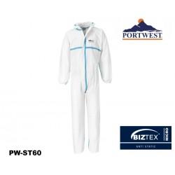 Schutz Overall 50 Stück ST60 Klasse 4/5/6 BIZTEX™ MICRO PORTWEST® weiß