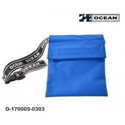 Düsentasche Albertville wasserdicht Ocean Rainwear blau