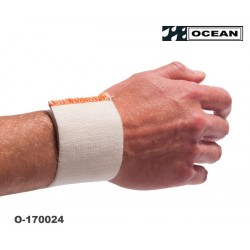 Ocean Armband elastisch mit Klettverschluss gegen Regen und Nässe
