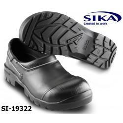 SIKA Sicherheitsclog, Proflex S3, Stahlkappe, Fiber Zwischensohle