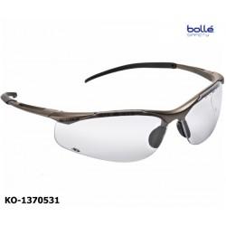 BOLLÉ Schutzbrille Contour EN 166 EN 170 farblos
