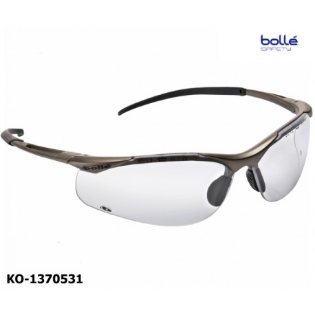 Nr.: 1370531 BOLLÉ Schutzbrille Contour EN 166 EN 170 farblos