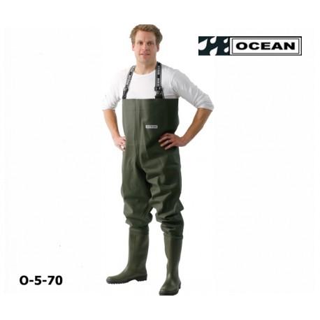 Wathose Original, OCEAN, fischen, angeln, waten