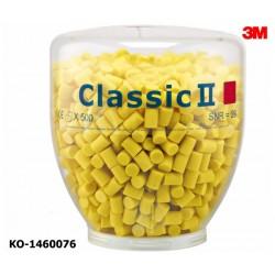 Gehörschutz Stöpsel Refill-Aufsatz 3M Classic II One-Touch-Spender 500 Paar