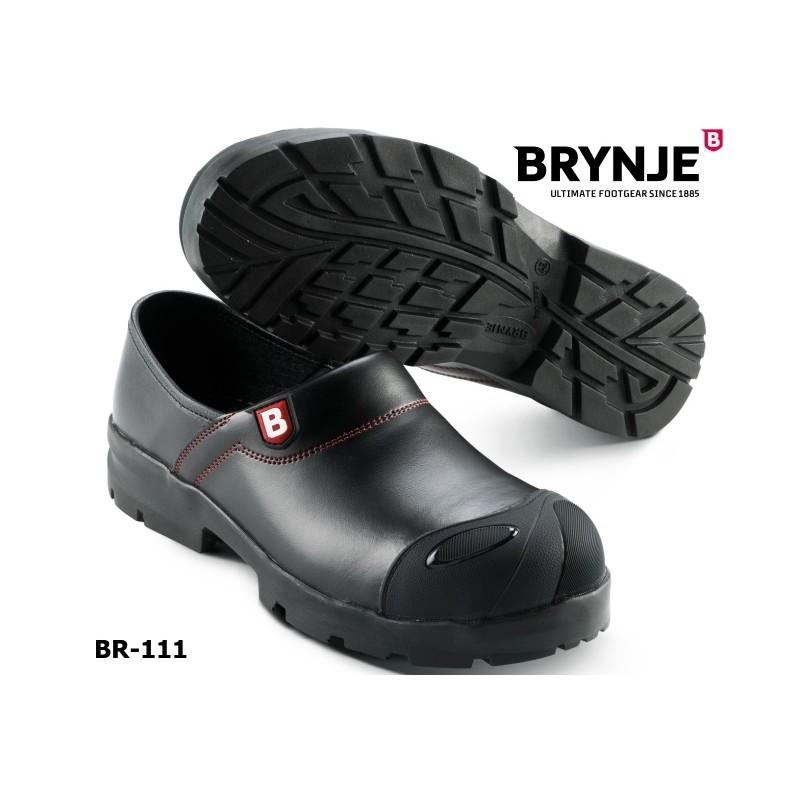BRYNJE 111 S3 Flex Fit ein leichter und flexibler Sicherheitsclog,