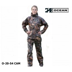 Regenanzug Ocean 20-54 Camouflage