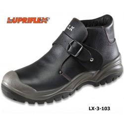 LUPRIFLEX® LX-3-103 Einschnaller S3, Halbhoher Sicherheitsschuh für Schweißarbeiten!