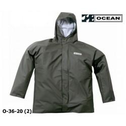 Regenjacke OCEAN 36-20 COMFORT HEAVY Olive